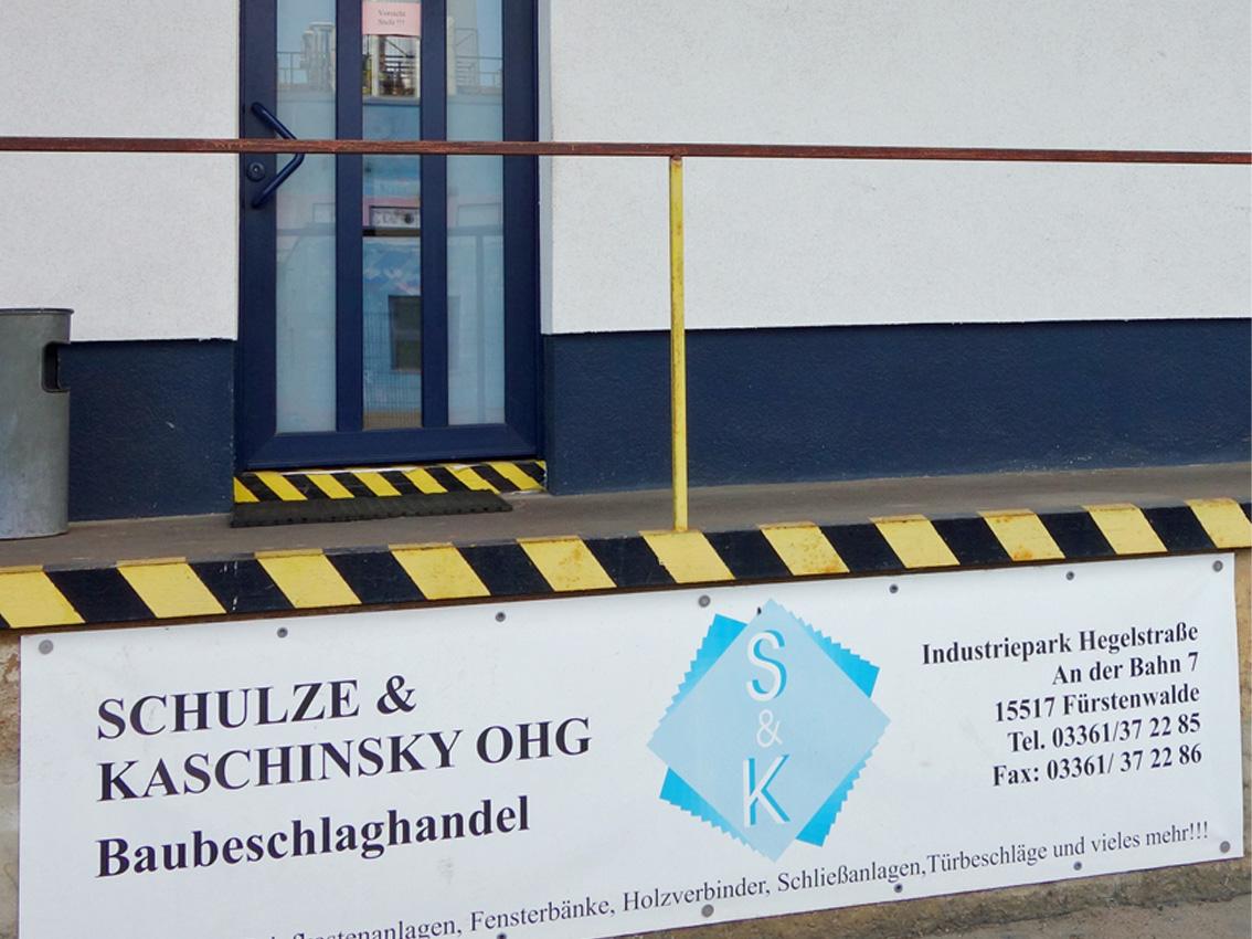 Sicherheitstechnik Schulze & Kaschinsky oHG
